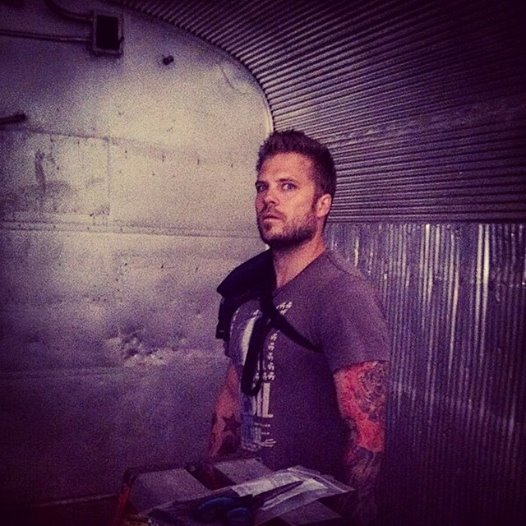 The Orphan Killer 2 Bound x Blood Created by Matt Farnsworth ©™ Full Fathom 5 Productions LLC Photo by Kaleb Tholen