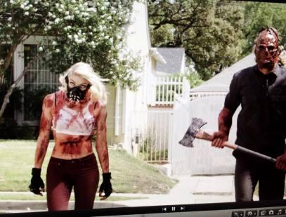 Raw Screenshot from The Orphan Killer 2 Bound x Blood Photo by Matt Farnsworth, Creator Releasing 2015  ©™ Full Fathom 5 Productions LLC
