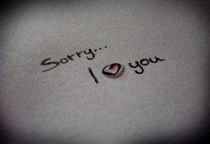 sorry...I love you by seisuzy 1